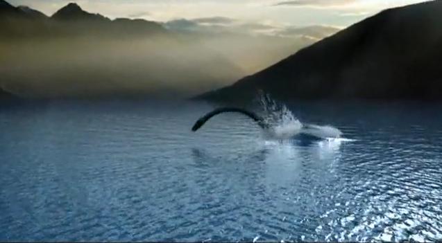 Skotsko-Loch-Ness